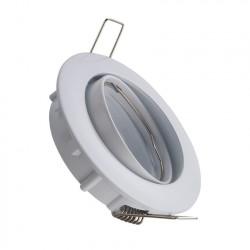 Support Spot Round Steerable light Bulb GU10/GU5.3