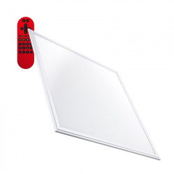 LED panel Dimmable Colour temp Selectable 60x60cm 40W RGB 3600lm