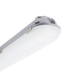 Strip Waterproof LED Built-in Aluminium 1200mm 40W