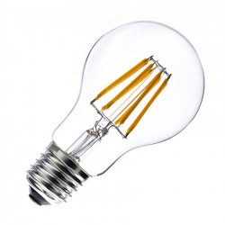 E27 LED bulb Dimmable Filament Classic A60 6W