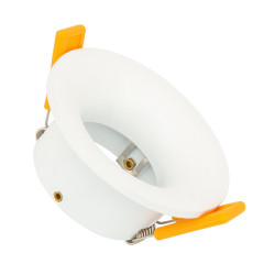 Frill Round Downlight indirect Light White LED Bulb GU10 / GU5.3