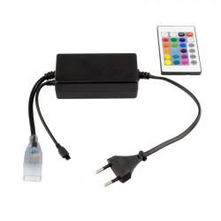 Ribbon controller RGB LED 220V UltraPower IR Remote controller 24 Keys