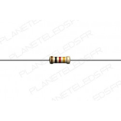 33Ohms resistor 1W