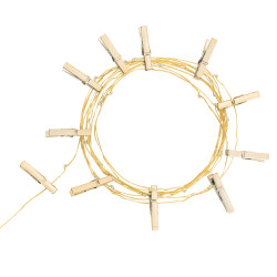 Wreath Clamp Machine LED Golden