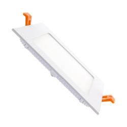 Slab LED Square Extra Flat 12W