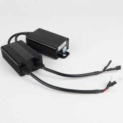 H3 LED Headlights Kit Canbus module 99%