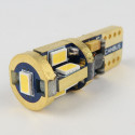 Ampoule LED GOLD SuperCanbus  T10 - W5W 9 leds 12V