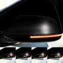 Clignotants à défilement LED pour rétroviseurs Audi A3 8P