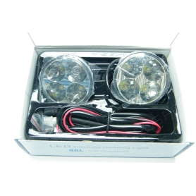 Projecteur de route LED Rond 8W 720LM 12V