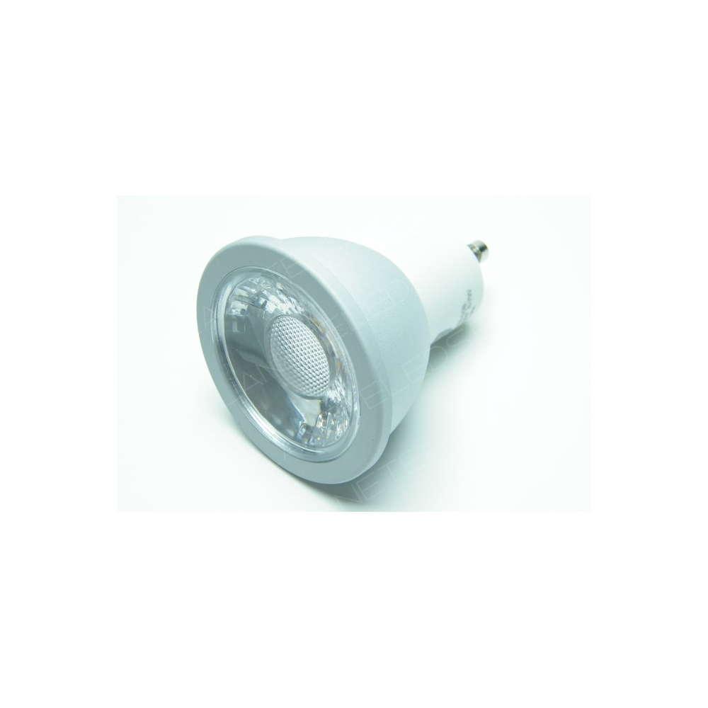 ampoule leds gu10 blanc chaud led cob 7w. Black Bedroom Furniture Sets. Home Design Ideas