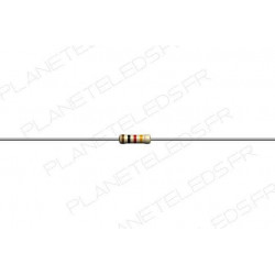 330Ohms 1/4W resistor