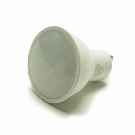 Ampoule GU10 MONSIEUR LED 4W ECO Lumière du jour 120° non dimmable