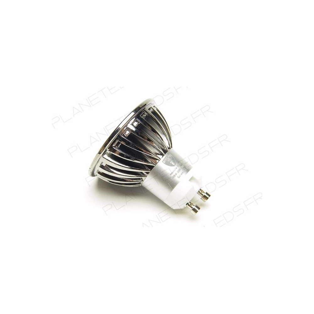 ampoule led gu10 blanc chaud 20 leds 5050 320 lm 40w pour luminaire lampe. Black Bedroom Furniture Sets. Home Design Ideas