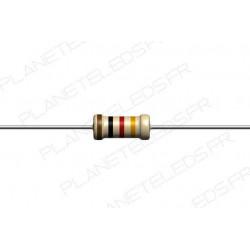 resistor 22 Ohms 4 W