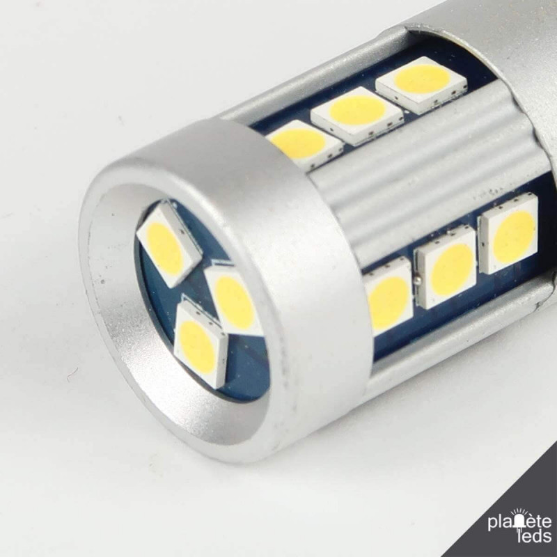ampoule led pw24w anti erreur 10 30v. Black Bedroom Furniture Sets. Home Design Ideas