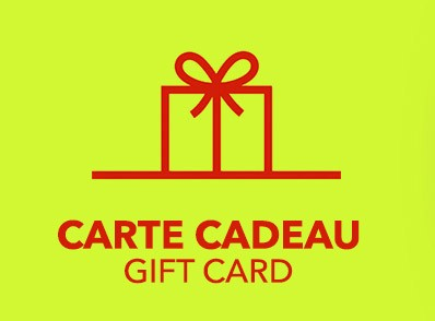 The gift card