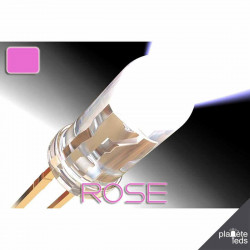 Led 5mm ColorPrecision PINK