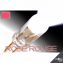 Led ColorPrecision 5mm ROSE ROUGE