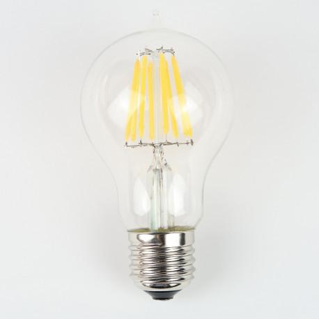 Ampoule à led filaments pour maison et jardin : Ampoule LED E27 6W Style Vintage