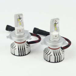 High Power LED Kit H4 5000Lm 6000k Ventilated