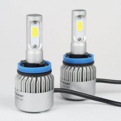 Kit LED H8/H9/H11 4600LM FIRST Plug&Play 30W (8000LM théoriques)