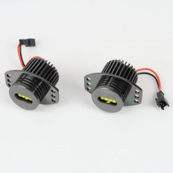 Module Led Angel Eyes 40W CANBUS CREE XBD pour BMW E90/91
