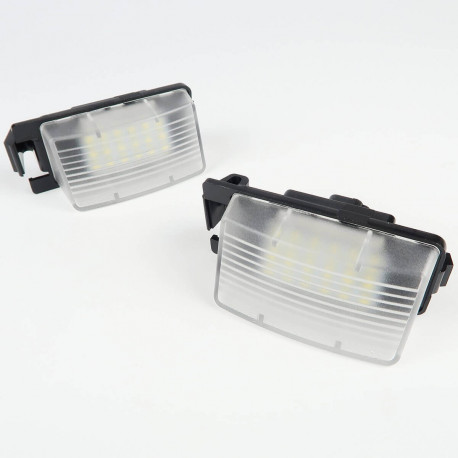 License plate LED Module for Nissan/Infiniti