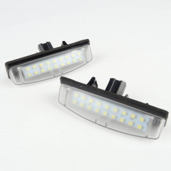 License plate LED Module for Toyota, Lexus