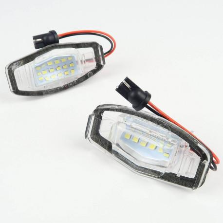 Module de plaque LED pour Honda Civic, City,...