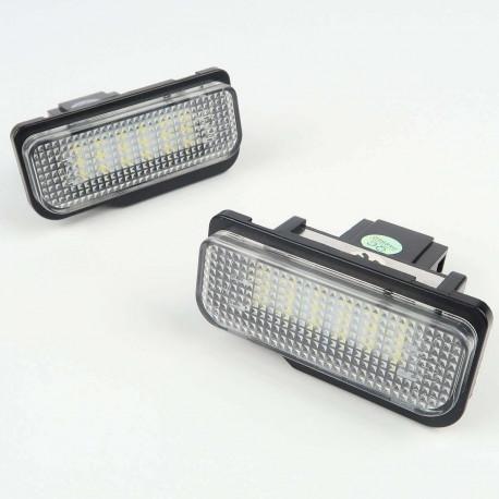 Module de plaque LED pour Mercedes W203 5D 2000-07
