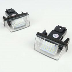 Module de plaque LED pour Peugeot / Citroen