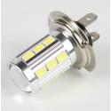 LED Bulb H7 CANBUS 21 LEDs 5730 - White
