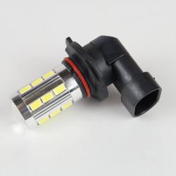 Eclairage LED pour voiture et moto : Ampoule HB3/9005 Blanche CANBUS 21 LEDs 5730
