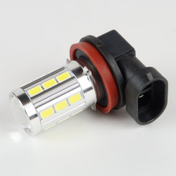 Ampoule led H9 Blanche CANBUS 21 LEDs 5730