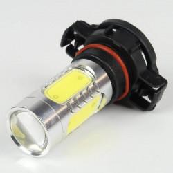 Ampoule led PSX24W 7.5W 10-25V Blanche