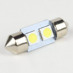 LED Festoon Bulb FIRST 2 SMD5050 Leds 31mm