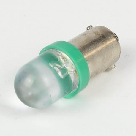 Eclairage LED pour voiture et moto : Ampoule Led BA9S - T4W Verte