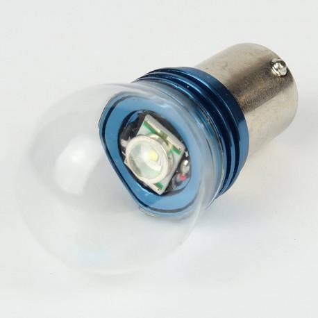 ampoule led bau15s py21w blanche pour clignotants. Black Bedroom Furniture Sets. Home Design Ideas