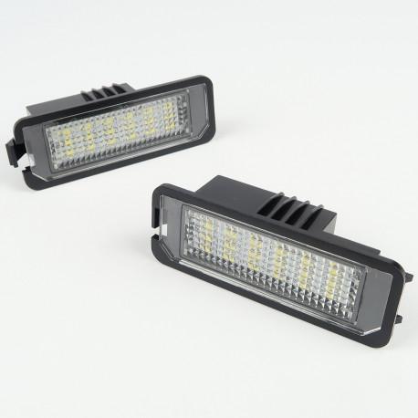 Module de plaque LED pour VW Eos, Golf 4,5,6, Lupo...