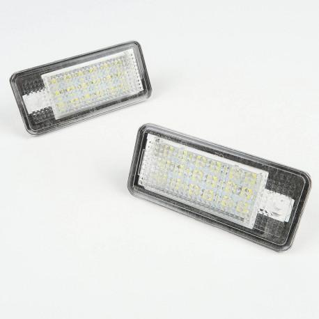 Module de plaque LED pour Audi A3, A4, A6....