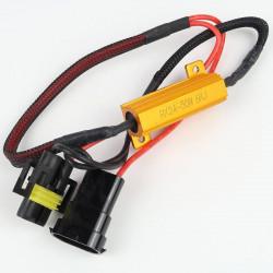 Error proof resistor for HB4/9006