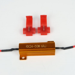 50W LED Load Resistor Canbus