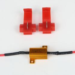 10W resistor no-error ODB Pre-Wired
