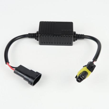 Accessoires LED pour voiture et moto : Module anti-erreur H8, H9, H11 pour kit LED