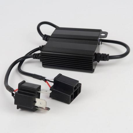 Accessoires LED pour voiture et moto : Module CANBUS 99% pour kit led H4