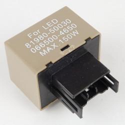 Centrale Clignotante 81980-50030/066500-4650 Spéciale LED