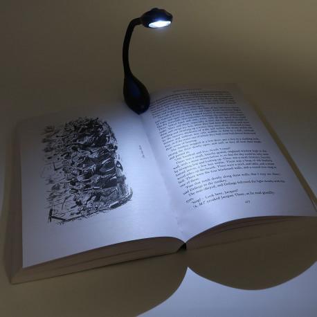 Lampe De Lecture Avec Clip A Led
