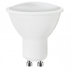 Set of 10 GU10 LED Bulbs 5W Warm White 120° 380 Lm