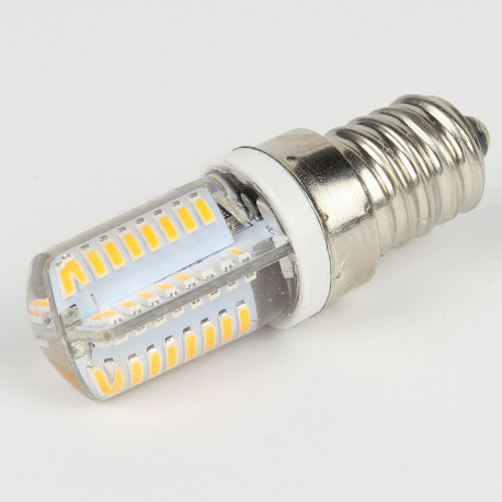 Ampoule à LED E14 pour maison et jardin : Ampoule LED E14 Lumière du jour 3W Slim