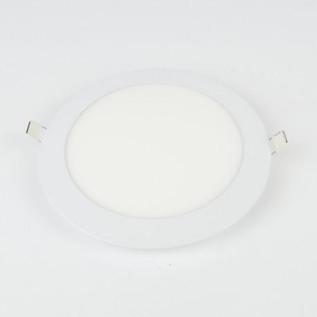 Spots à LED à encastrer pour maison et jardin : Spot LED slim 15W 195mm